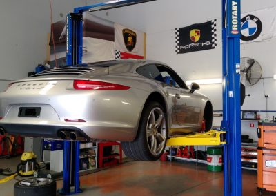 Blitz Image Porsche